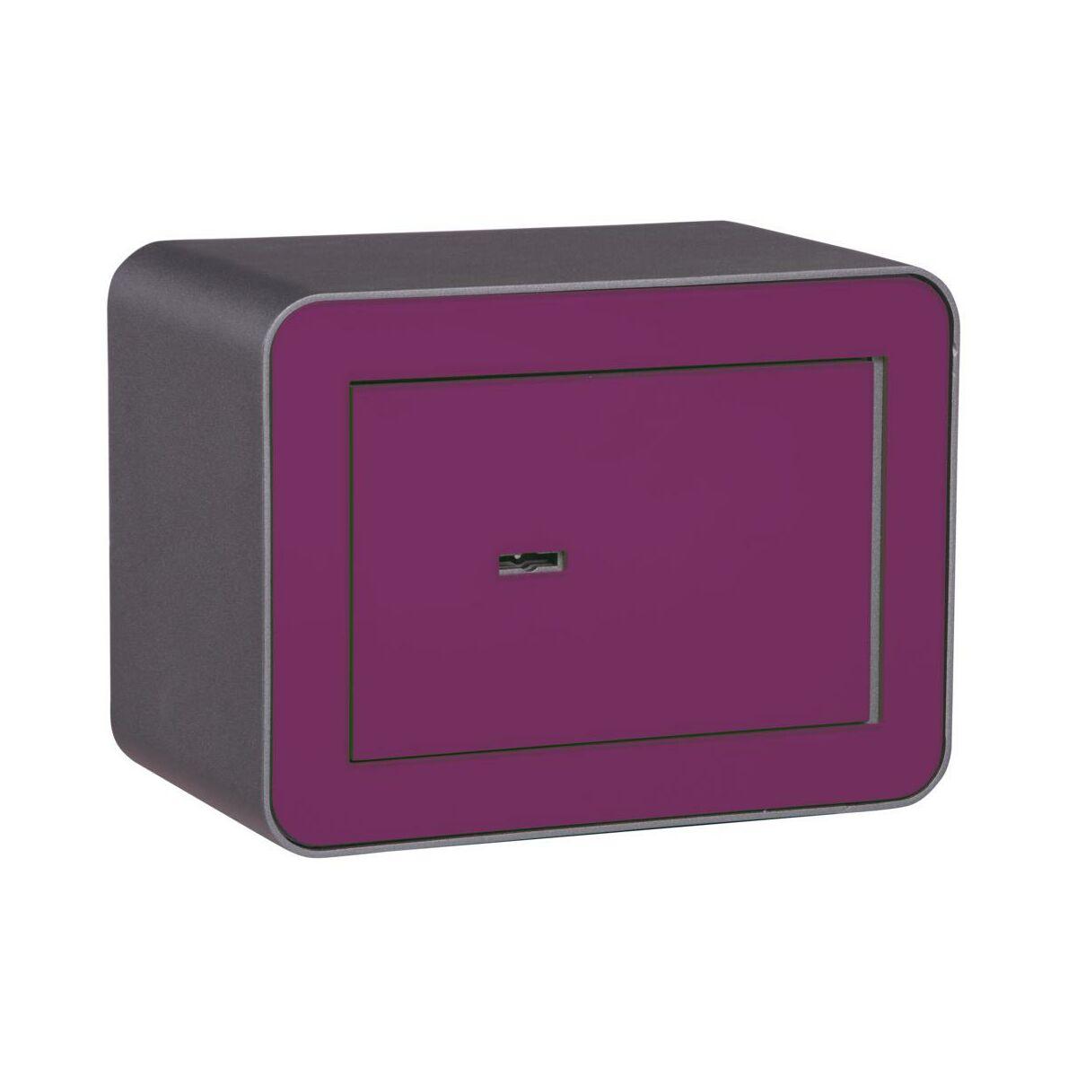 sejf tg slm2classic szyba fiolet metalkas sejfy w. Black Bedroom Furniture Sets. Home Design Ideas