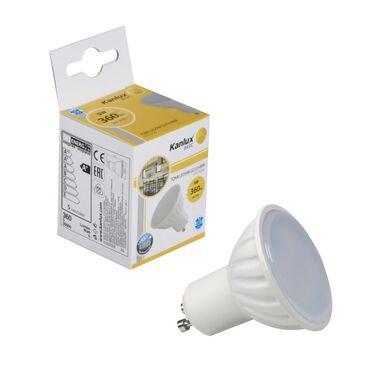 Żarówka LED GU10 (230 V) 5 W 380 lm Zimna biel KANLUX