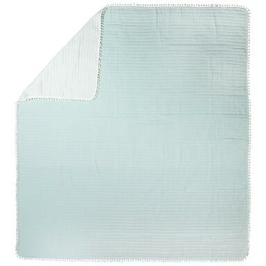 Narzuta BOHEMIA miętowa 200 x 220 cm