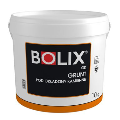 Grunt pod okładziny kamienne GK 10 kg BOLIX