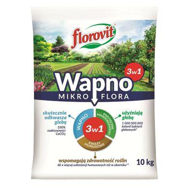 Wapno ogrodnicze MIKROFLORA 10 kg FLOROVIT