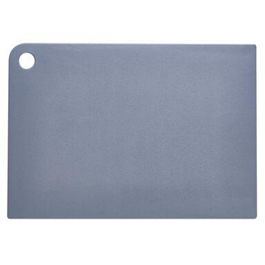 Deska do krojenia duża srebrna Plast Team