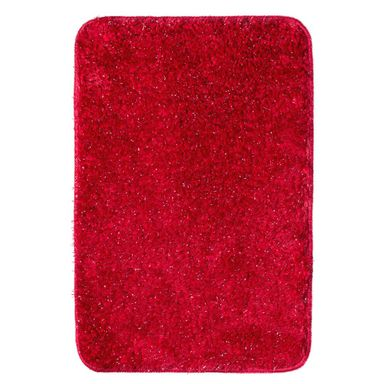 Dywan FINEZJA czerwony 60 x 100 cm wys. runa 25 mm FLOKO