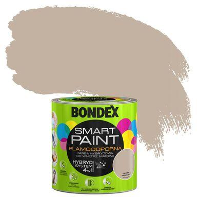 Farba wewnętrzna SMART PAINT 2.5 l Obłędnie karmelowy BONDEX