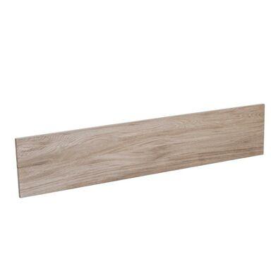 Podstopnica do schodów drewnianych 100 x 19.5 x 1.5 cm Dąb KORNIK