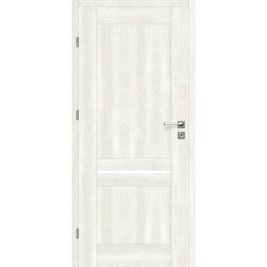 Skrzydło drzwiowe pokojowe BRAVA Dąb norweski 90 Lewe VOSTER