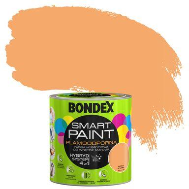 Farba wewnętrzna SMART PAINT 2.5 l Morele w słoiku BONDEX