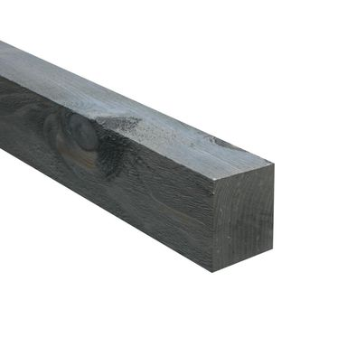 Kantówka drewniana 9x9x180 cm szara NEVADA WERTH-HOLZ