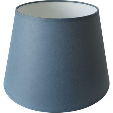 Abażur 9056 owalny 29-39.5 x 30 cm tkanina niebieski E27 TK LIGHTING