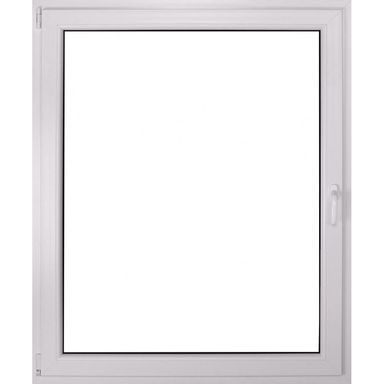 Okno PCV 2-szybowe O33 Białe 1165 x 1435 mm