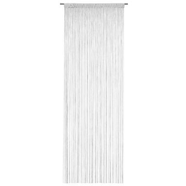 Zasłona sznurkowa makaron ARTS 90 x 250 cm biała