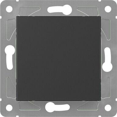 Włącznik krzyżowy EDG1006W  czarny  LEXMAN