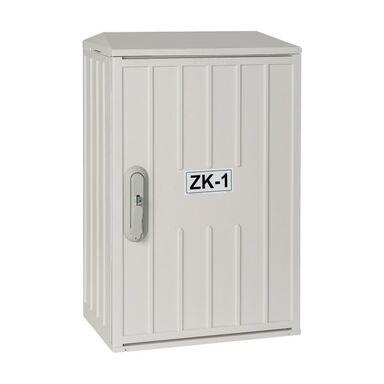 Rozdzielnia budowlana pusta ZK - 1 40 / 60 ELEKTRO - PLAST