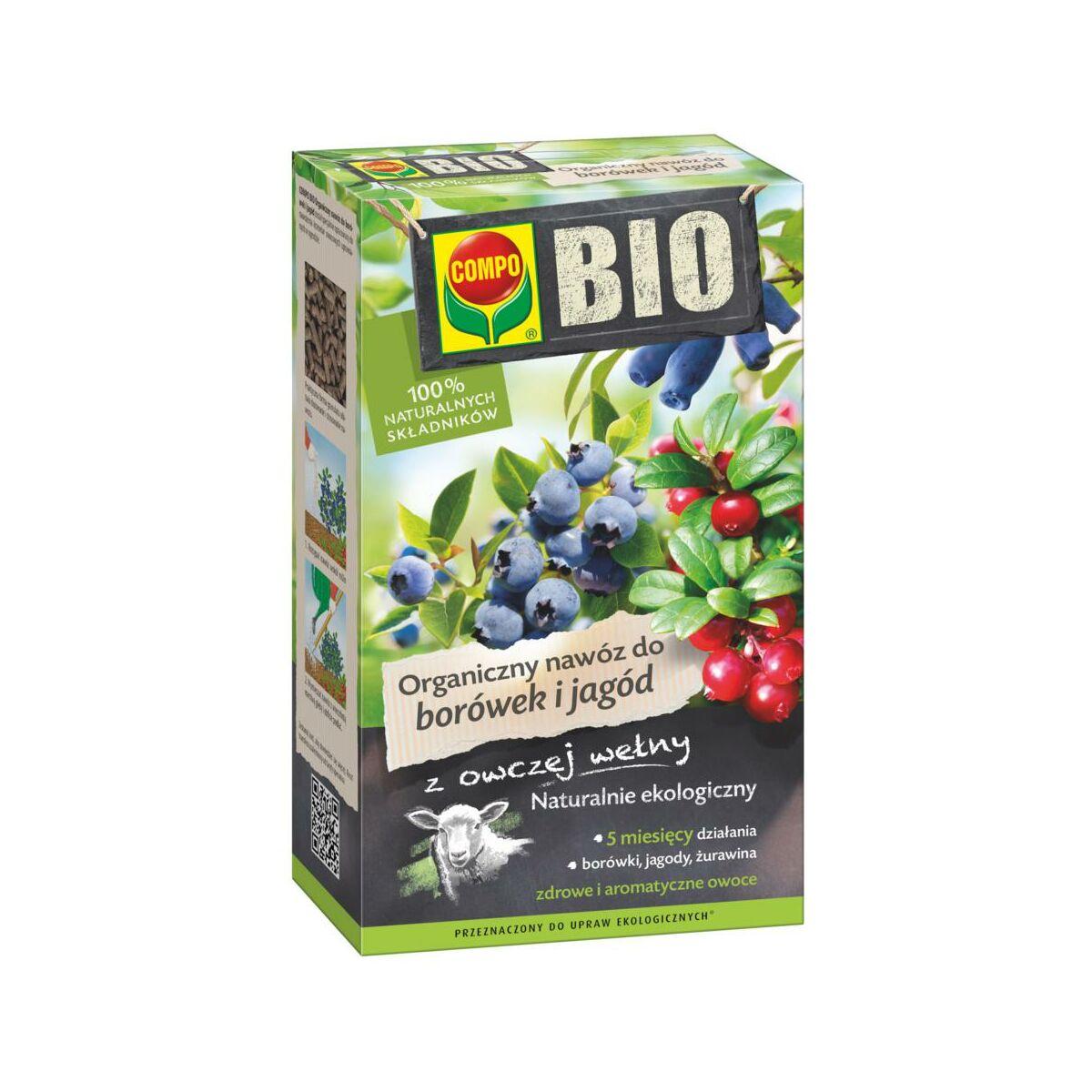 Nawoz Organiczny 0 75 Kg Compo Bio Nawozy I Odzywki W Atrakcyjnej Cenie W Sklepach Leroy Merlin