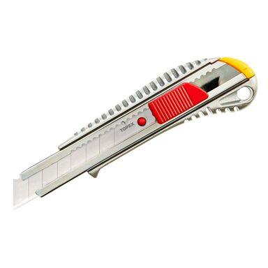 Nóż z ostrzem łamanym 17B128 TOPEX