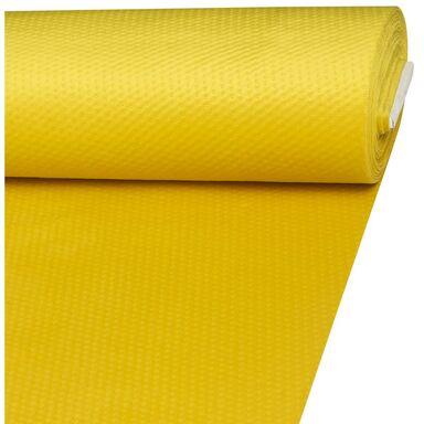 Tkanina obiciowa na mb FRENCH żółta szer. 143 cm