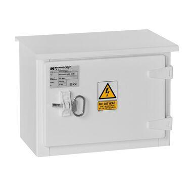 Rozdzielnica elektryczna bez wyposażenia ZN 32 / 25 ELEKTRO-PLAST