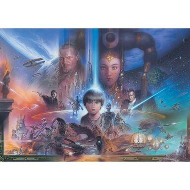 Fototapeta STAR WARS 219 x 312 cm