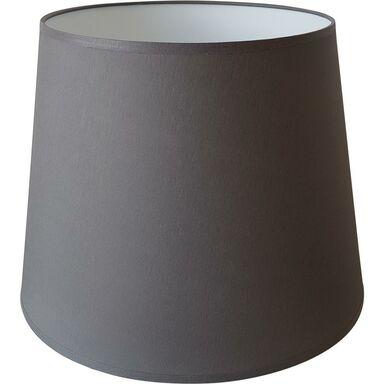 Abażur 9911 owalny 20-30 x 20 cm tkanina beton E27 TK LIGHTING
