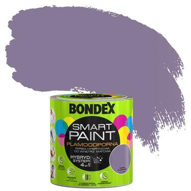 Farba wewnętrzna SMART 2,5 l Śliwka w kompocie BONDEX