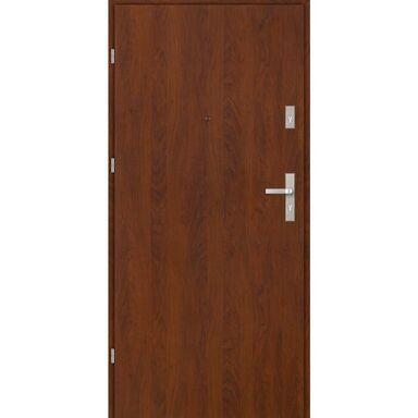 Drzwi wejściowe CASTELLO BASIC Orzech 80 Lewe EVOLUTION DOORS