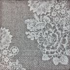 Serwetka LOVELY LACE 33 x 33 cm 20 szt.  PAW DECOR COLLECTION