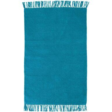 Dywan bawełniany Bonita turkusowy 50 x 80 cm Inspire