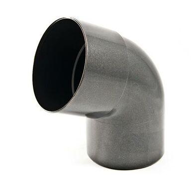 Kolanko rynnowe 80 mm/67° Grafitowe SCALA PLASTICS
