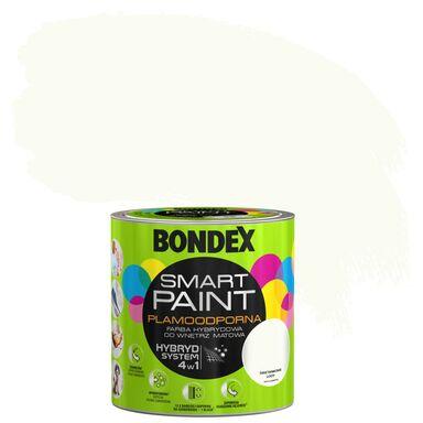 Farba wewnętrzna SMART PAINT 2.5 l Śmietankowe lody BONDEX