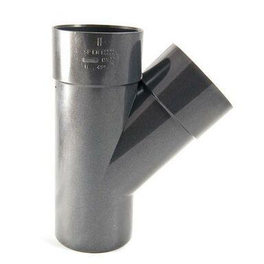 Trójnik rynnowy 80 / 45 SCALA PLASTICS