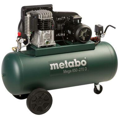 Kompresor olejowy MEGA 650-270 D METABO