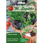 Nasiona warzyw BAZYLIA, SZCZYPIOREK, PIETRUSZKA Mieszanka W. LEGUTKO