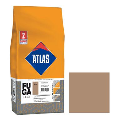 Fuga 020  beżowy  5 kg ATLAS