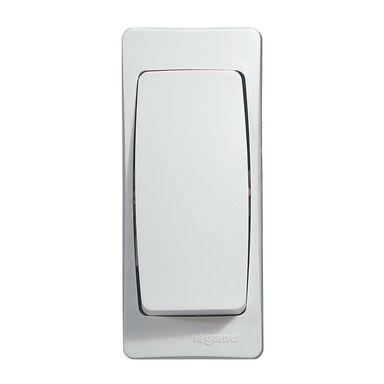 Włącznik schodowy 086084  Biały  LEGRAND