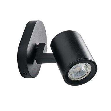 Reflektorek Laurin czarny GU10 Kanlux