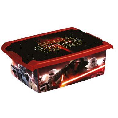 Pojemnik fashion-box STAR WARS 10 L 39 x 29 x 14 cm OKT