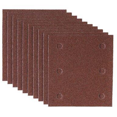 Papier ścierny 115X103 mm P60 10 szt. METABO