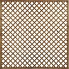 Płot kratkowy NIVE 180x180 cm NATERIAL