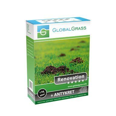 Trawa renowacyjna RENOVATION + ANTYKRET 1 kg GLOBAL GRASS