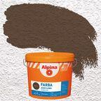 Farba elewacyjna akrylowa FARBA ELEWACYJNA Brązowy ALPINA EXPERT