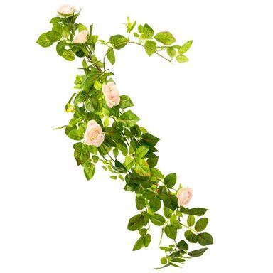 Sztuczny kwiat RÓŻA 85 cm HANMAR