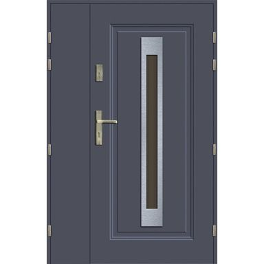 Drzwi wejściowe BOSTON 140Prawe