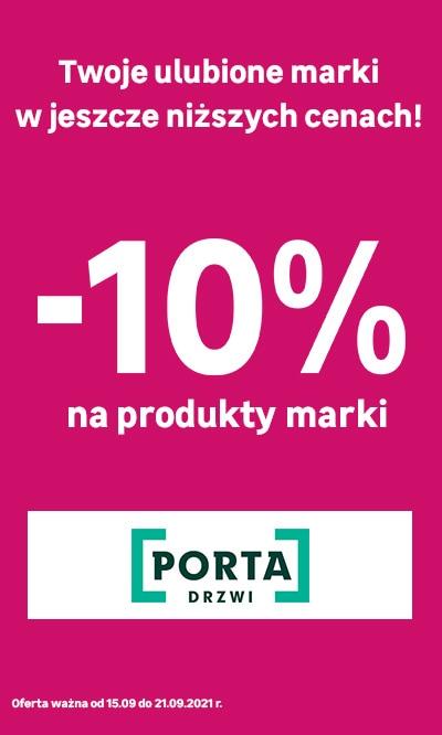 Porta - 10%