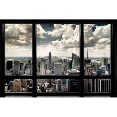 Plakat New York Window 915 X 61 Cm