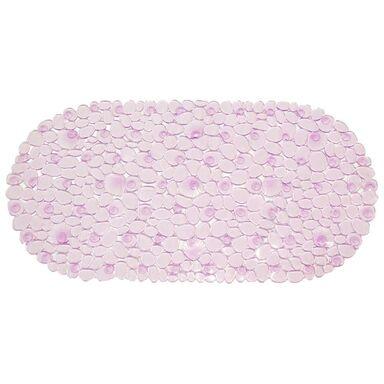 Mata łazienkowa KAMIENIE RÓŻOWA dł.69 cm x szer.39 cm OCEANICA