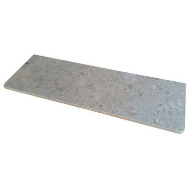 Parapet wewnętrzny konglomeratowy Perlato Roy 182x30x2 cm KNAP
