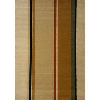 Dywan RETRO beżowy 165 x 235 cm wys. runa 12 mm KARMEL