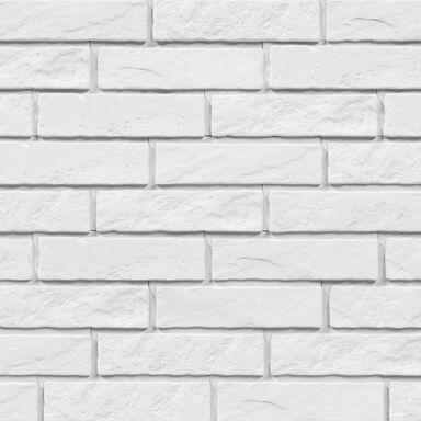 Kamień dekoracyjny gipsowy Denali White 0.42m2 Akademia Kamienia