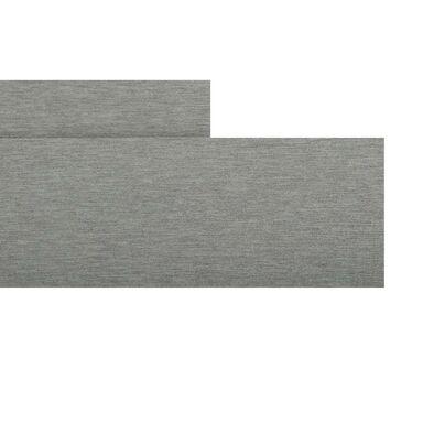 Obrzeże do blatu 38 mm aluminium jasne 040L 2 szt. Biuro Styl