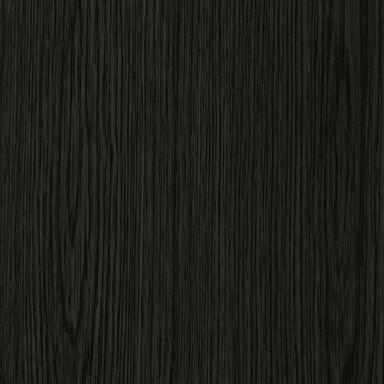 Okleina 90 x 210 cm DREWNO czarne